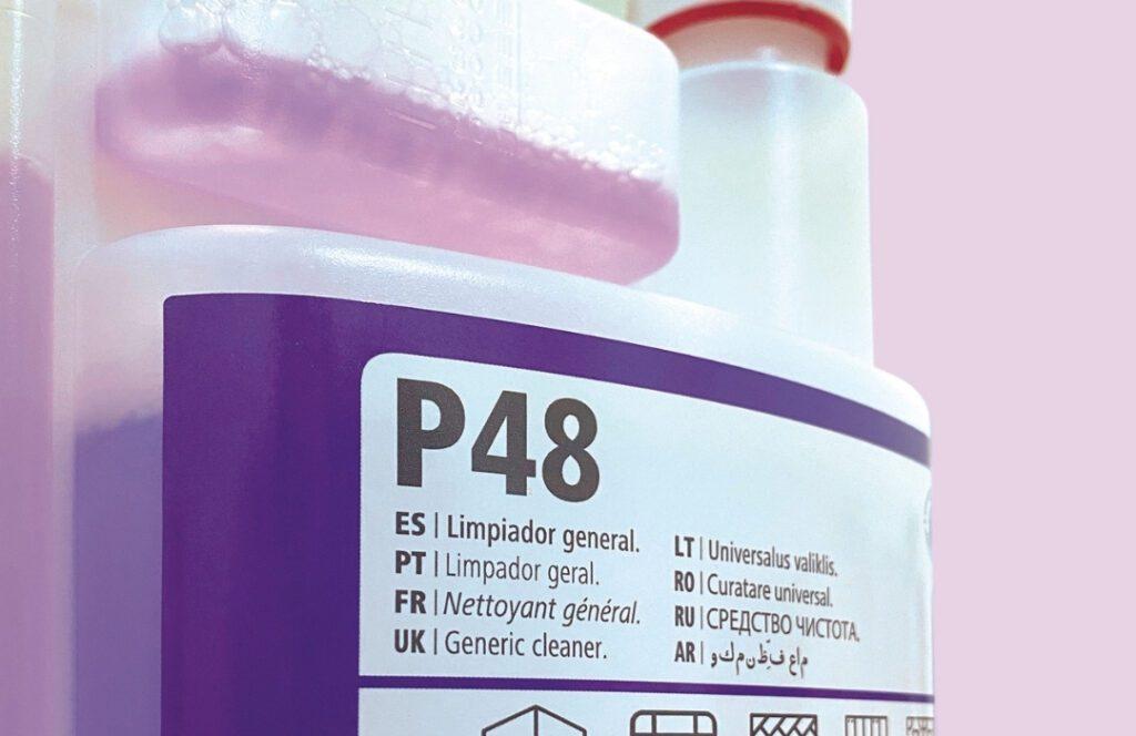 P48 Limpiador general