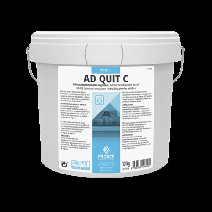 Ad quit C aditivo desinfectante Proder