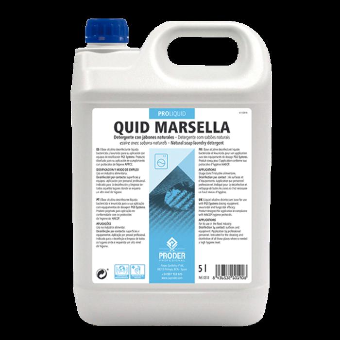 Quid Marsella detergente Proder