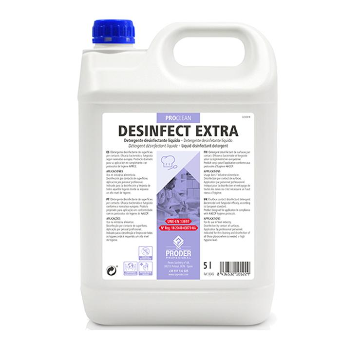 Desinfect Extra Proder