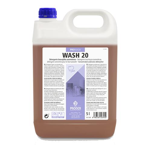 Wash 20 Proder