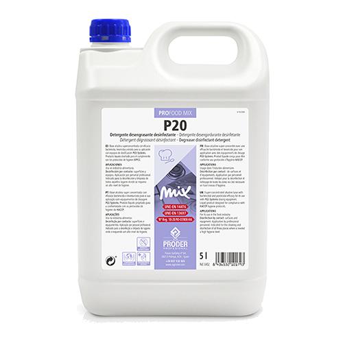 P20 Desinfectante Proder