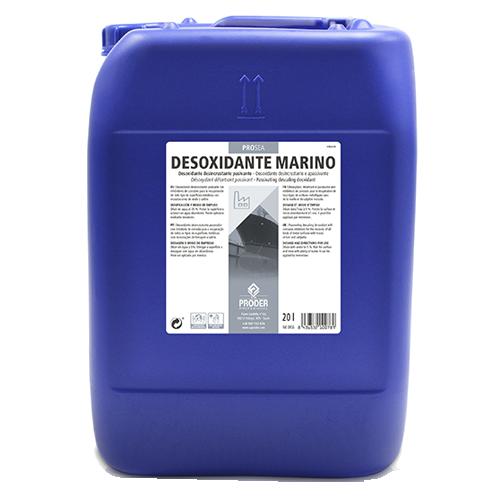 Desoxidante marino Proder