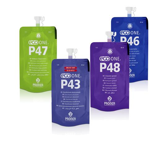 Ultraconcentrados P47, P43, P48 y P46
