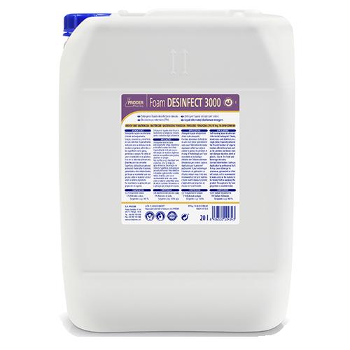 Foam Desinfect 3000 Proderpharma