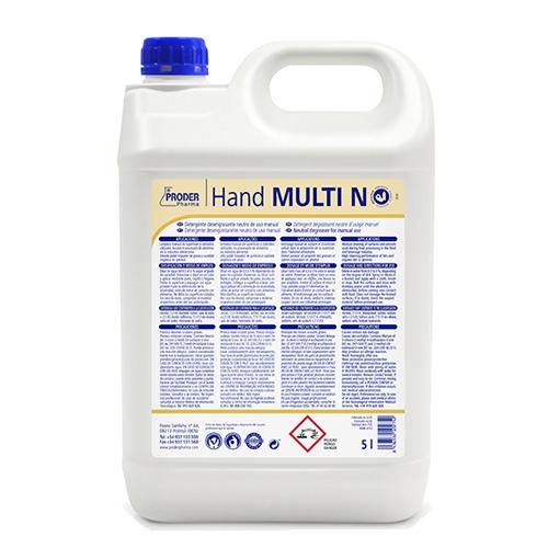 Hand Multi N Proderpharma