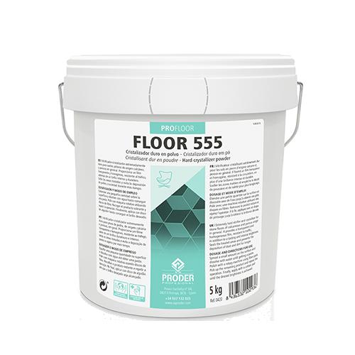 Floor 555 proder