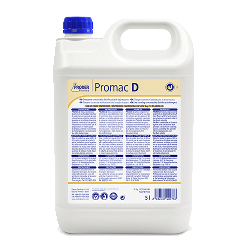 Promac D Proderpharma