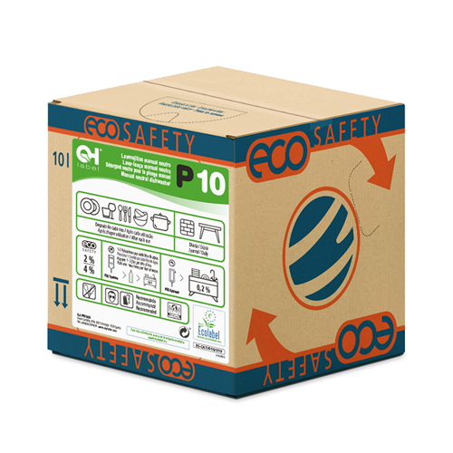 Ecosafety - producto sostenible - ecolabel