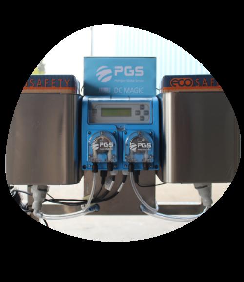 Sistema de dosificación PGS